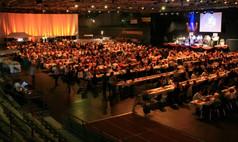 Sindelfingen Glaspalast Gala