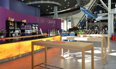 Speyer Technik Museum Speyer Welcome-Bereich für Tagungen, Kongresse oder Produktpräsentationen