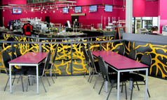 "Speyer Technik Museum Speyer Restaurant ""Hangar 10"""