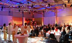 Speyer Technik Museum Speyer Eventhalle Weihnachtsfeier