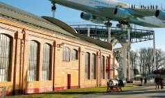 Speyer Technik Museum Speyer Flugzeug kl