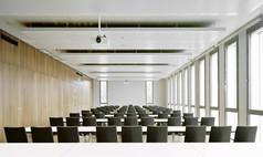 Kornwestheim DAS K Veranstaltungsraum Parlamentarische Bestuhlung