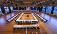 Essen UNESCO-Welterbe Zollverein Halle 12