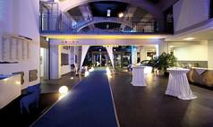 Lengerich Gempt-Halle Lengerich Gempthalle Foyer