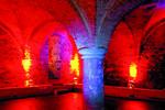 Historisches Kreuzkuppelgewölbe