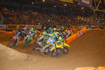 Sportveranstaltung in Halle 1