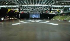 Sindelfingen Glaspalast Arena Konzertveranstaltung im Glaspalast