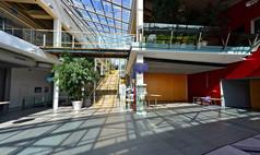 Germering bei München Stadthalle Germering Foyer
