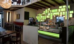 Bremen Schuppen Eins Cafe-Bistro Hafenbrise