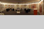 Studio I als Foyer-Erweiterung nutzen.