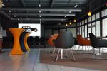 Café Lounge Airport