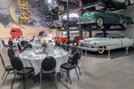 Dinner American Dream Car-Collection