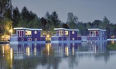 Bispingen Center Parcs Bispinger Heide Wohnen im Hausboot
