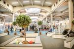 Erlwein Forum - Messe, Ausstellung mit Loungebereich