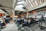 Erlwein Forum Tagung, Reihenbestuhlung seeseitig