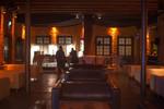 Seehaus als Loungebereich