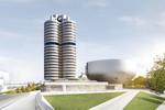 BMW Museum Außenansicht