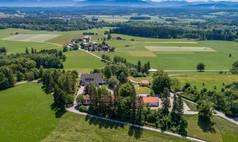 Peißenberg CP Location - Gut Ammerhof Luftbild