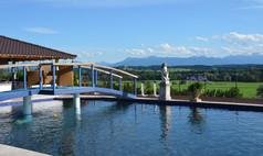 Peißenberg CP Location - Gut Ammerhof Pool