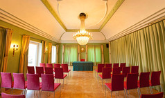 Baden-Baden Kurhaus Baden-Baden Damenzimmer - Tagung