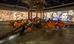 Essen UNESCO-Welterbe Zollverein Rundeindicker II