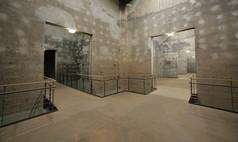 Essen UNESCO-Welterbe Zollverein Mischanlage - Bunkerebene