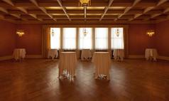 Baden-Baden Kurhaus Baden-Baden Konferenzsaal