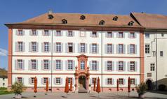 Rheinfelden Schloss Beuggen Schlosshotel Beuggen - Außenansicht