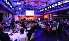 Bremerhaven Fischbahnhof Eventfläche - Gala
