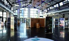 Bremerhaven Fischbahnhof Eventfläche - Bilderausstellung