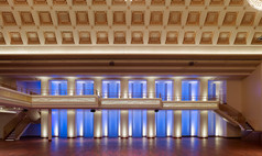 Baden-Baden Kurhaus Baden-Baden Bénazetsaal - individuelle Beleuchtung