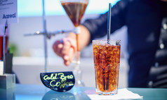 Hebeis Events Cold Brew Coffee