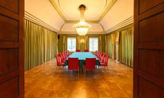 Baden-Baden Kurhaus Baden-Baden Herrenzimmer