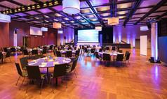Kornwestheim DAS K Festsaal Galabestuhlung