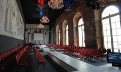 Dresden Kurländer Palais Produktpräsentation im Festsaal