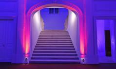 Dresden Kurländer Palais Historischer Treppenaufgang zum Festsaal