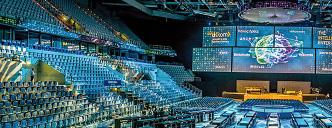 Eventlocation Mannheim - SAP Arena